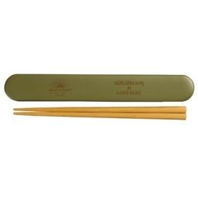 正和 NH SURF&CAMP 箸箱セット カーキ