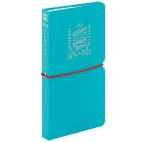 マスキングテープ  キングジム オトナのシールコレクション シール用ファイル 用 No.2982 青