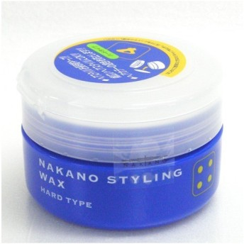 東急ハンズ ナカノ スタイリング ワックス 4 ハードタイプ 90g