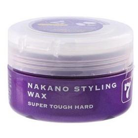 ナカノ スタイリングワックス 7 スーパータフハード 90g