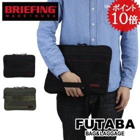 QUOプレゼント 日本正規店 BRIEFING ブリーフィング クラッチバッグ MADE IN USA A4 CLUTCH BRF488219