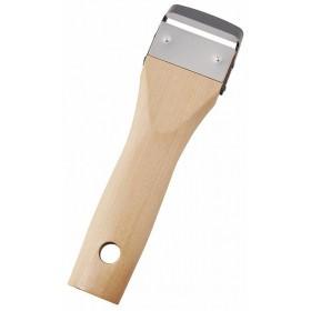 小柳産業 OYANAGI 木製皮引き 板前さん 180mm
