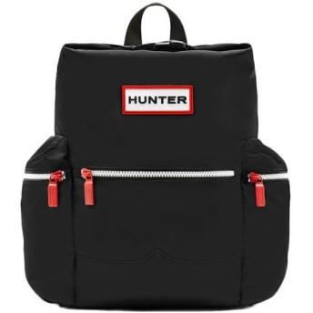 ハンター(HUNTER) オリジナル トップクリップ ミニバックパック - ナイロン ブラック UBB6018ACD 鞄 リュック デイパック バッグ