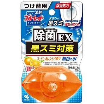 小林製薬 液体ブルーレット 除菌EX スーパーオレンジの香り 替え 70ml