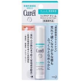 花王 Curel キュレル リップケアクリーム 4.2g