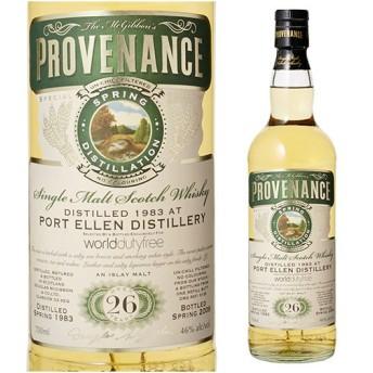 ウイスキー ポートエレン1983 26年(ダグラスマックギボン) 700ml ウィスキー whisky