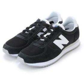 ニューバランス new balance NEW BALANCE U220BK 001 BLACK (ブラック)