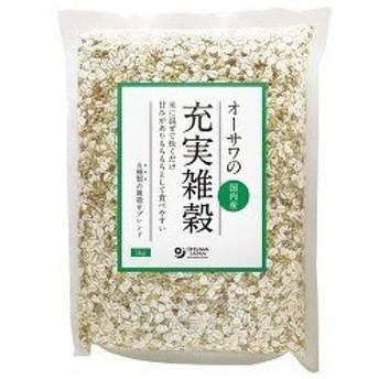 オーサワの充実雑穀(国内産) ( 1kg )/ オーサワ