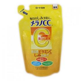 【医薬部外品】ロート メラノCC 薬用しみ対策 美白化粧水 つめかえ用 170ml