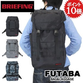 QUOプレゼント 日本正規店 BRIEFING ブリーフィング QL バックパック リュックサック NEO URBAN FLAPPER BRF423219