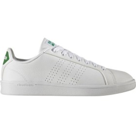 adidas アディダス adidas NEO CLOUDFOAM VALCLEAN AW3914 カラー ランニングホワイト×ランニングホワイト×グリーン サイズ 270