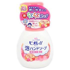【医薬部外品】ビオレu 泡ハンドソープ フルーツの香り 250ml