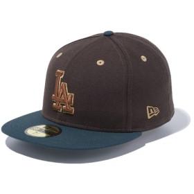 ニューエラ NEW ERA メンズ&レディース 59FIFTY ビーフ&ブロッコリー ロサンゼルス・ドジャース カジュアル 帽子 キャップ
