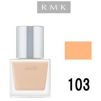 RMK クリーミィファンデーション 103 30g SPF15 PA++ - 定形外送料無料 -wp