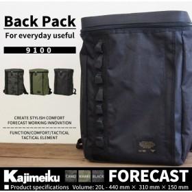 Kajimeiku カジメイク バックパック ディパック メンズ レディース 全3色 9100