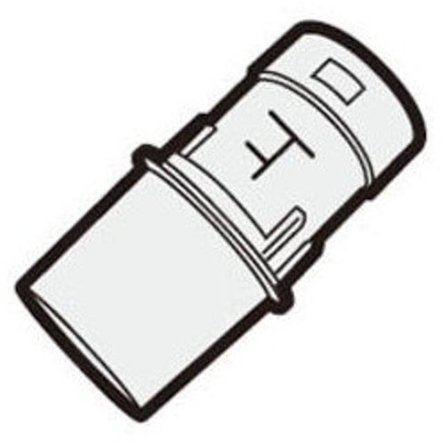 SHARP/シャープ  サイクロンクリーナー用 つぎ手パイプ [2173950878]