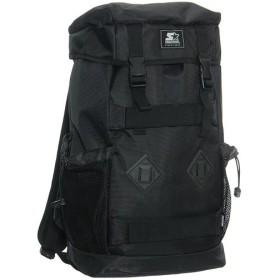 スターター(STARTER) DECK バックパック ブラック BLACK フリーサイズ STBAG006 リュックサック バッグ 鞄 ストリート カジュアル