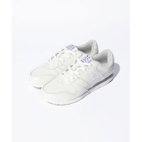 ルコック(le coq) QFM-6102WH WHT レディース セーヌ LE(ホワイト) レディースファッション スニーカー ローカット ホワイト