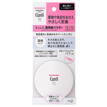 花王 Curel キュレル 透明感パウダー 4g