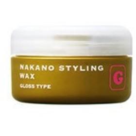 ナカノ スタイリングワックス G グロスタイプ 90g ( NAKANO / 中野製薬 ) tg_tsw - 定形外送料無料 -wp
