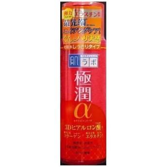 ロート製薬 肌ラボ 極潤αハリ化粧水しっとりタイプ 170ML 化粧水