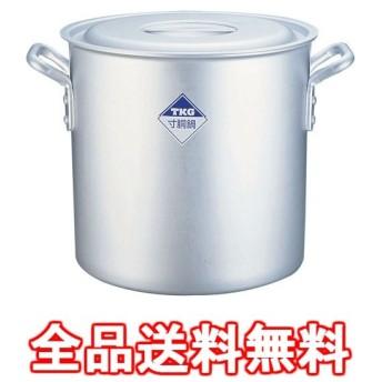寸胴鍋 アルミニウム(アルマイト加工) (目盛付)TKG 18cm ※ ガス火専用 AZV6318