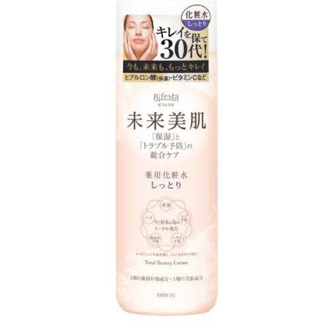 ビフェスタ 未来美肌 薬用美容化粧水 しっとり (医薬部外品) 215mL