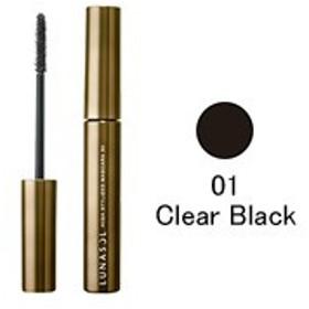 カネボウ ルナソル ハイスタイライズマスカラSV 01 Clear Black tgsak - 定形外送料無料 -wp