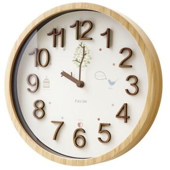 電波時計 掛け時計 Trad トラド