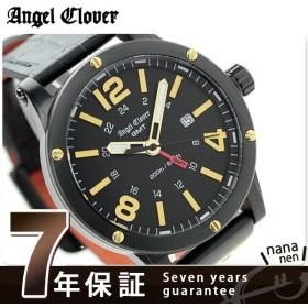 エンジェルクローバー エクスベンチャー GMT EVG46BBK-BK メンズ 腕時計