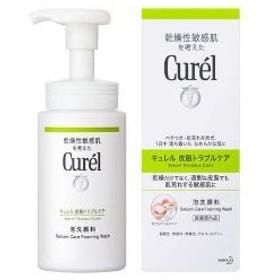 [花王]キュレル(Curel) 皮脂トラブルケア泡洗顔料 150ml