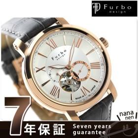 11日限定さらに+19倍でポイント最大34倍! フルボ デザイン 自動巻き メンズ 腕時計 F5026PSIGY
