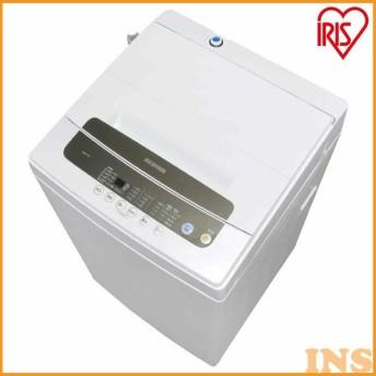 洗濯機 一人暮らし 縦型 全自動 5kg 単身赴任 洗濯機 タイマー ドライ 新生活 アイリスオーヤマ せんたっき IAW-T502EN