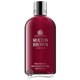 モルトンブラウン MOLTON BROWN ローザ バス&シャワージェル 300ml (072658)
