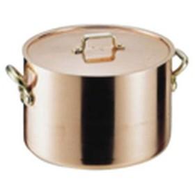 遠藤商事 SAエトール銅 半寸胴鍋 15cm AHV05015