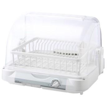 【在庫目安:僅少】小泉成器 KDE5000W 食器乾燥器 (樹脂かご) ホワイト