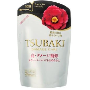 TSUBAKI ツバキ ダメージケア シャンプー (つめかえ用) 345mL