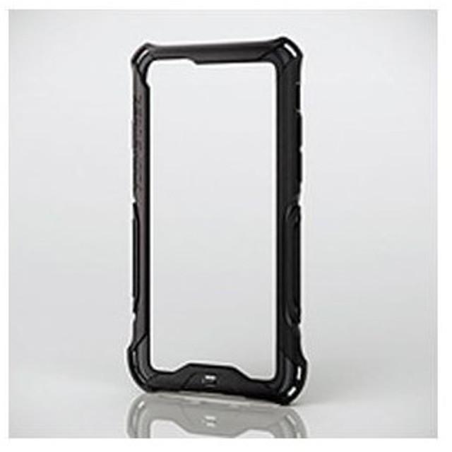 9037721949 エレコム iPhone 7用ZEROSHOCK バンパー PM-A16MZEROBBK 代引不可 通販 ...