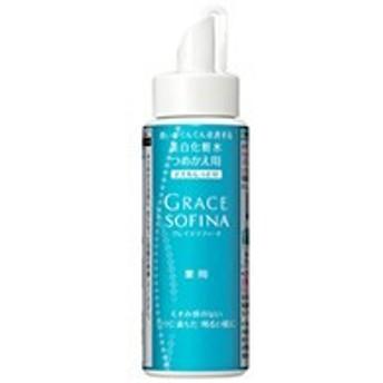 グレイスソフィーナ 薬用 美白化粧水 とてもしっとり (つめかえ用) 140ml (花王 ソフィーナ) - 定形外送料無料 -
