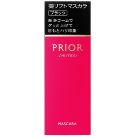 資生堂 プリオール 美リフトマスカラ ブラック 6g