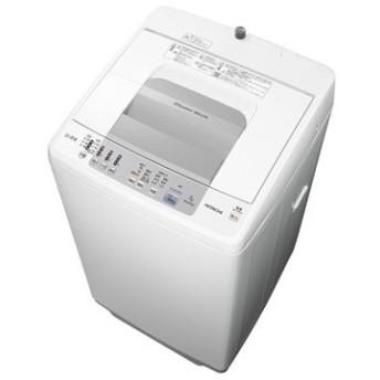 日立 全自動洗濯機 7.0kg NW-R703-W ホワイト 代引不可