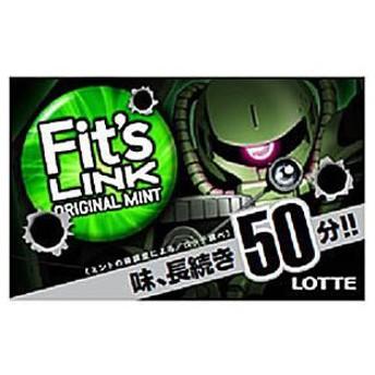 ロッテ Fit's LINK(フィッツ リンク) オリジナルミント 12枚×10入 (板ガム)