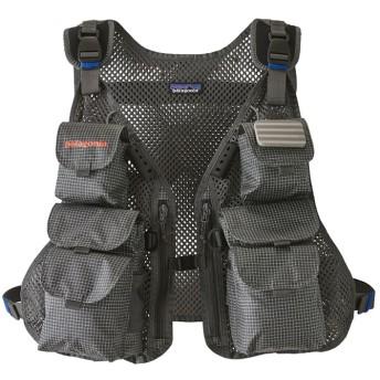 【送料無料】パタゴニア(patagonia) Convertible Vest(コンバーティブル ベスト) ワンサイズ FGE(Forge Grey) 81916