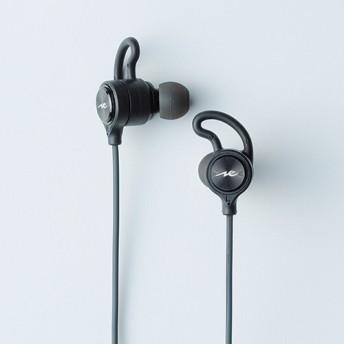 bluetooth イヤホン カナル型 ブラック HP-G100BTK [リモコン・マイク対応 /ワイヤレス(左右コード) /Bluetooth]