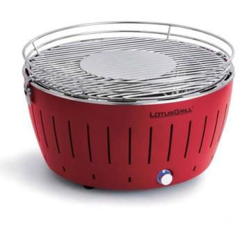 HAFELE G-RO-435NC2 レッド Lotus grill(ロータスグリル) [無煙炭火バーベキューグリル(XLサイズ)] キャンプ用食器・調理器具
