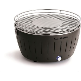 HAFELE G-AN-435NC2 グレー Lotus grill(ロータスグリル) [無煙炭火バーベキューグリル(XLサイズ)] キャンプ用食器・調理器具