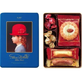 返品・キャンセル不可 赤い帽子 赤い帽子 ブルー 洋菓子 16391 代引不可
