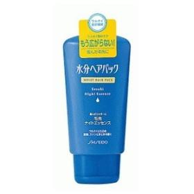 資生堂化粧品 水分ヘアパック 毛先ナイトエッセンス(120g)