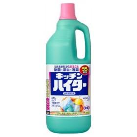 花王 キッチンハイター 大 1500ml 〔キッチン用洗剤〕