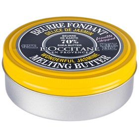 ロクシタン シア メルティングバター(ジャスミンパッション)125ml